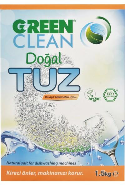 U Green Clean 1,5 Kg Doğal Bulaşık Makinesi Tuzu