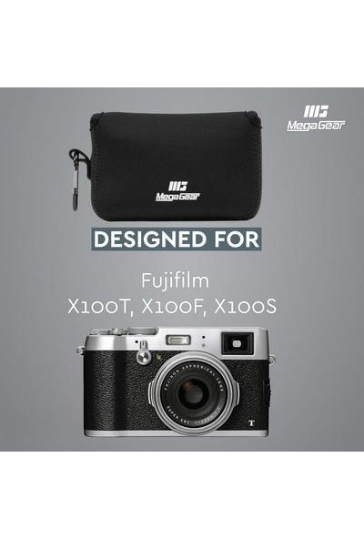 Megagear MG1094 Fujifilm X100F, X100T, X100S Neopren Kamera Kılıfı