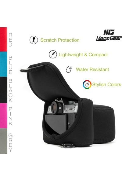 Megagear MG579 Fujifilm X-T30, X-T20 (16-50Mm / 18-55Mm Lenses), X-T10 Neopren Kamera Kılıfı
