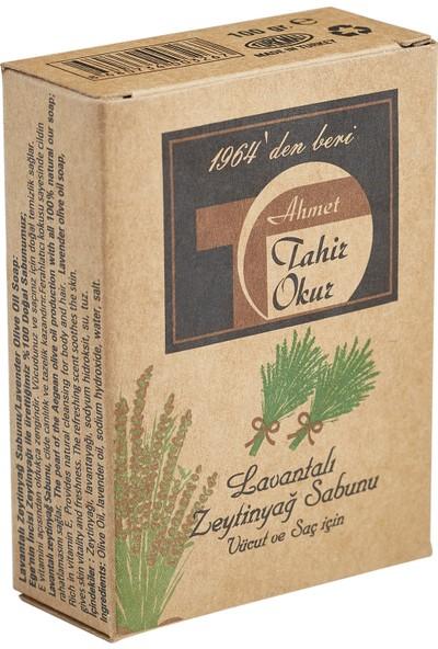 Ahmet Tahir Okur Lavantalı Zeytinyağı Sabunu 100 gr