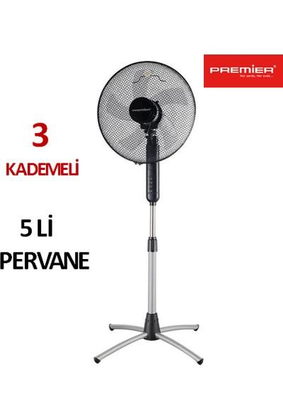 Premier 1655 Esenyel 3 Kademeli Vantilatör