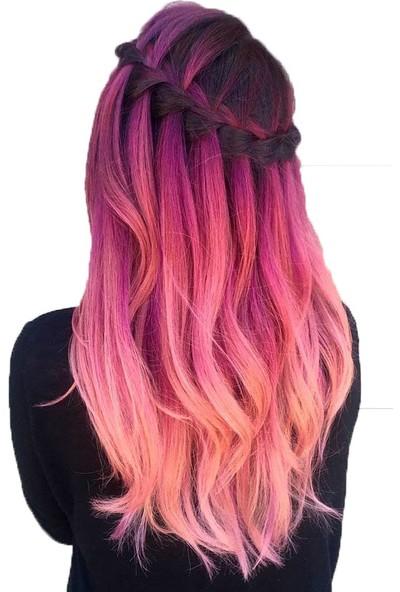 Colored Hair Saç Boyma Tebeşir Seti