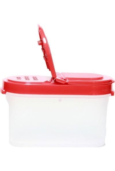 Tupperware Baharatçık Kırmızı (2 Adet 120ML)