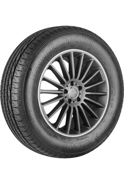 Goodyear 195/65 R15 91V Eagle Sport Yaz Lastiği (Üretim Yılı: 2019)