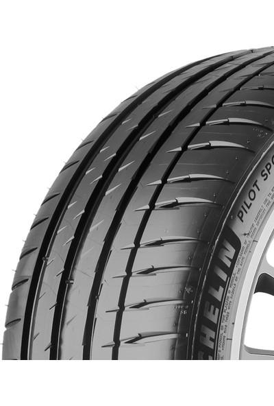 Michelin 235/40 R19 96Y Pilot Sport 4S Mi XL Binek Yaz Lastik 2017