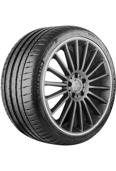 Michelin 245/40 R19 98Y XL PilotSport 4* Oto Yaz Lastiği ( Üretim Yılı: 2021 )