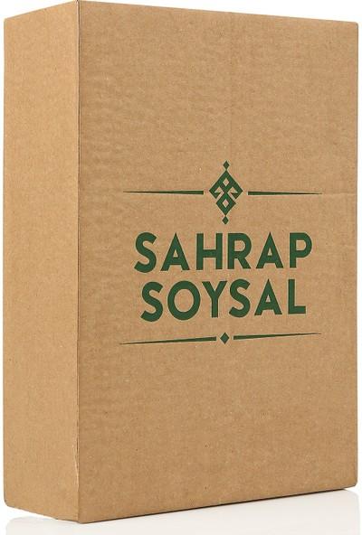 Sahrap Soysal Natürel Sızma Zeytinyağı 750 ml Cam Şişe