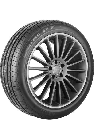 Pirelli 205/55 R16 91W Cinturato P7 Run Flat Oto Yaz Lastiği ( Üretim Yılı: 2020 )