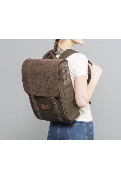 Fudela NYP Khaki Backpack