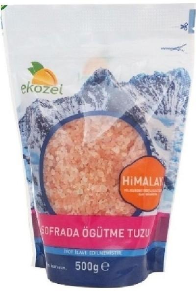 Ekozel Himalaya Kristal Tuzu Pembe Kalın 500 gr