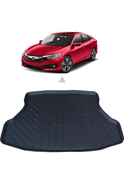 Otom Honda Civic 2017-Sonrası Sedan Bagaj Havuzu