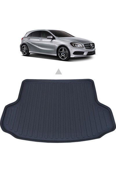 Otom Mercedes A Seri 2013-Sonrası Hb Bagaj Havuzu (5 Kapı)