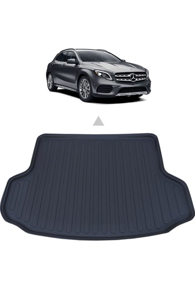 Otom Mercedes GLA 2014-Sonrası Suv Bagaj Havuzu