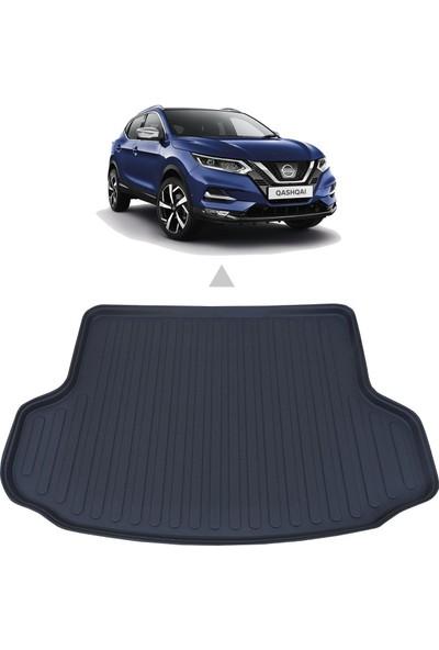 Otom Nissan Qashqai 2014-Sonrası Suv Bagaj Havuzu (Tekna-Black Edition-Platinium)