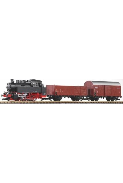 Piko 37120 1/22,5 G-Starter Set Freight Train W/Sound D
