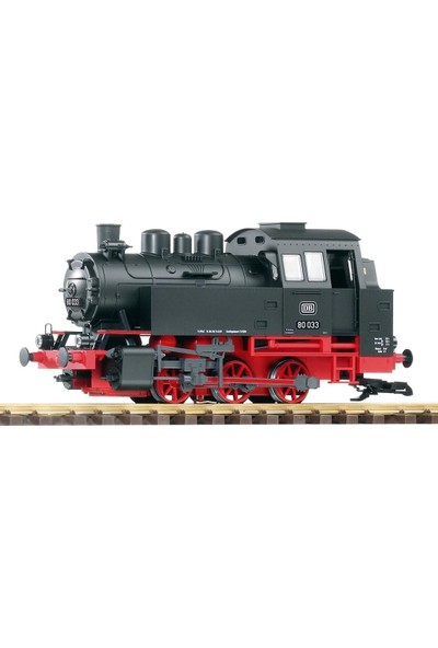 Piko 37202 1/22,5 G Db Iıı Br80 Steam Loco Black/Red