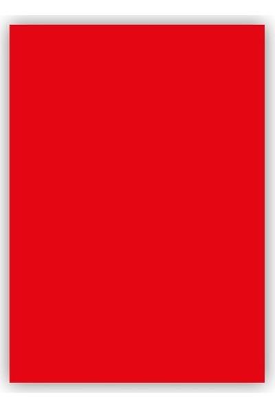 Bigpoint Fon Kartonu 50X70Cm Kırmızı 100'Lü