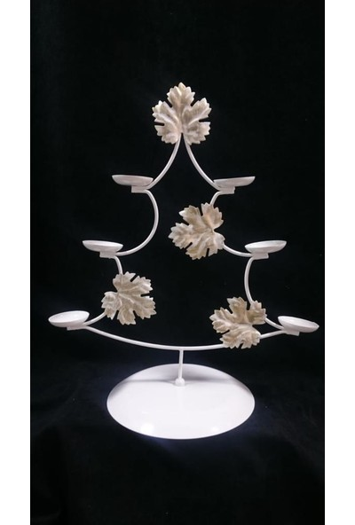 Jaka Light 00158 Dekoratif Patinalı Mumluk