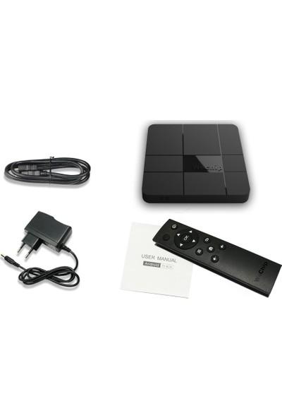 Wechip V8 1GB/8GB Kodi Yüklü Android TV Box