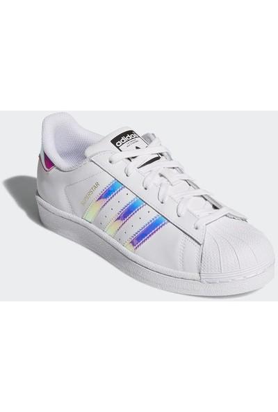 Adidas Aq6278 Superstar J Günlük Spor Ayakkabı