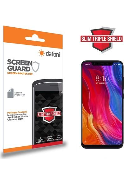 Dafoni Xiaomi Mi 8 SE Slim Triple Shield Ekran Koruyucu
