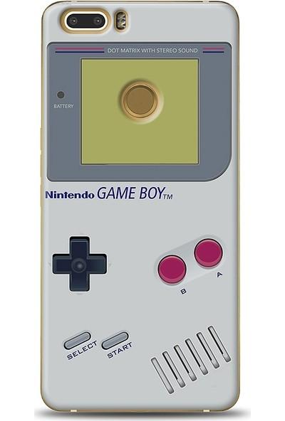 Eiroo Vestel Venüs Z20 Game Boy Baskılı Tasarım Kılıf