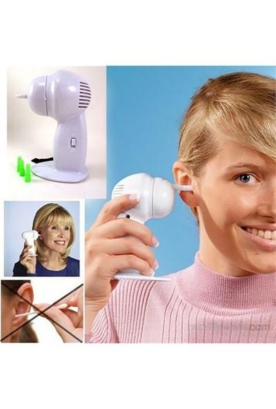 Ear Cleaner Vakumlu Kulak Temizleme Cihazı