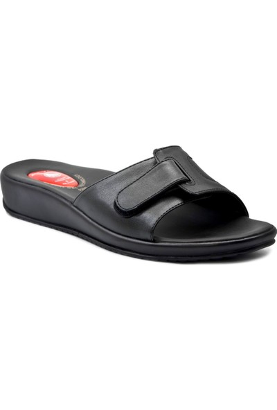 Ceyo 8Y 9200 12 Siyah Terlik Sandalet