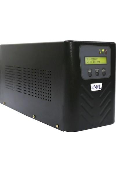Enel A1 1 Kva (2X9 Ah) 5 Dk Ups