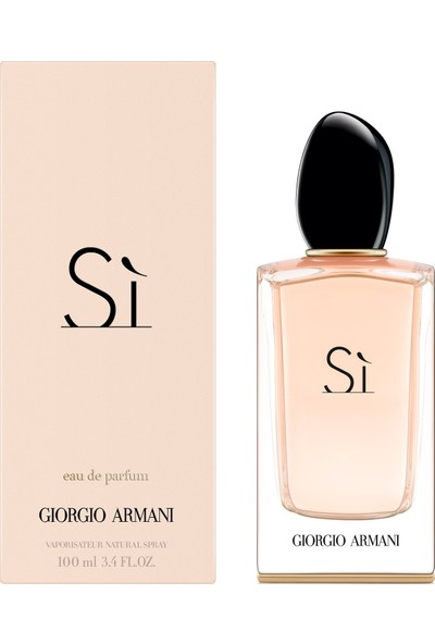 Giorgio Armani Si Edp 100 Ml Kadın Parfümü
