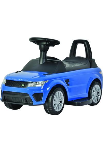 Range Rover Mini Akülü Araba - Mavi 6V 4,5Ah 30