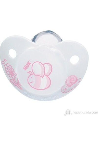Nuk Baby Rose Silikon Uyku Emziği No:1
