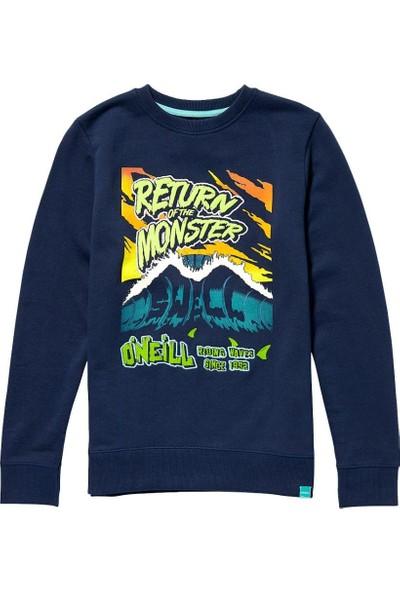 O'neill Monster Return Çocuk Sweatshirt Lacivert
