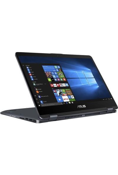 """Asus TP410UR-EC112T Intel Core i5 7200U 8GB 256GB SSD GT930MX Windows 10 Home 14"""" FHD İkisi Bir Arada Bilgisayar"""