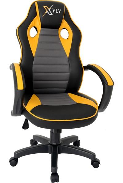 XFly Oyuncu Koltuğu Sarı 1511C0492