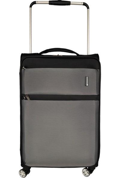 It Luggage Valiz Orta Boy It2058-M Black/White