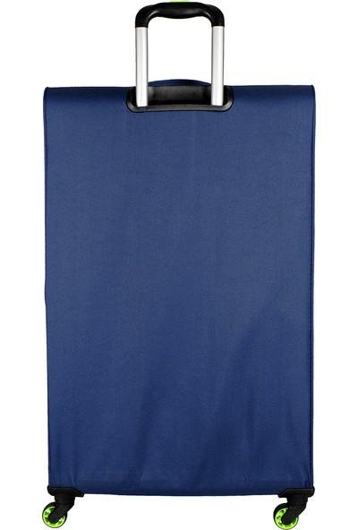 It Luggage Valiz Büyük Boy It2232-L Ensign Blue