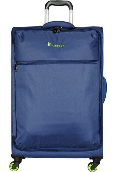 It Luggage Valiz Orta Boy It2232-M Ensign Blue