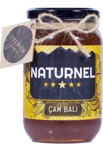 Naturnel Doğal Katkısız Ege Çam Balı 460 gr
