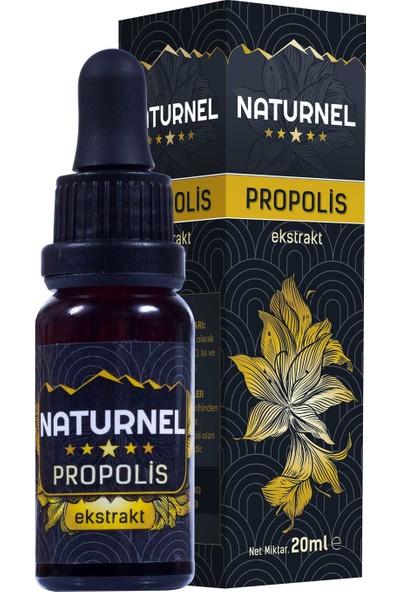 Naturnel Propolis Ekstaktı Damla 20 ml