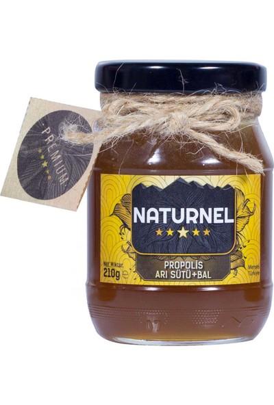 Naturnel Propolis & Arı Sütü & Bal Karışımı 210 gr