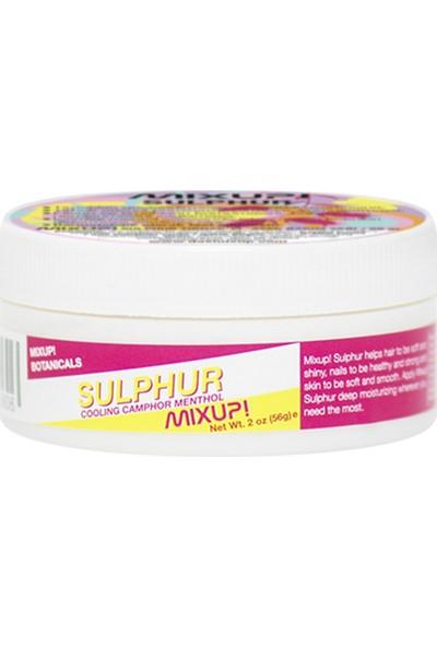 Dax Mixup Sulphur Tırnak Bakım Yağı 56 Gr