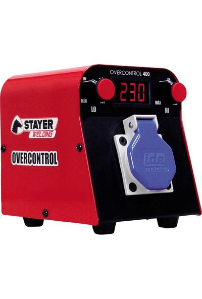 Stayer Weldıng Overcontrol Kontrol Makinesi