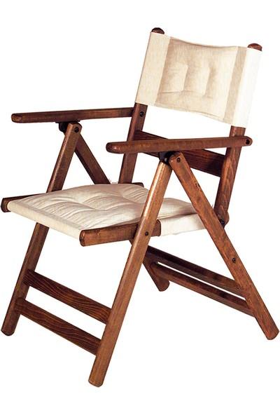 Bahçeci Atina Minderli Sandalye