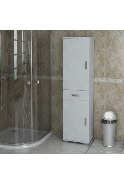 Moon Design Çok Amaçli Banyo Dolabi