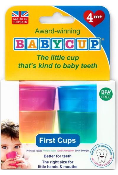 Babycup İlk Bardaklar 4'lü Paket