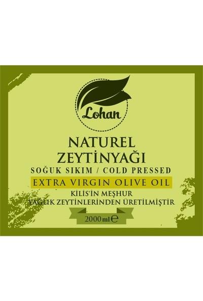 Lohan Naturel Sızma Zeytinyağı 2 lt