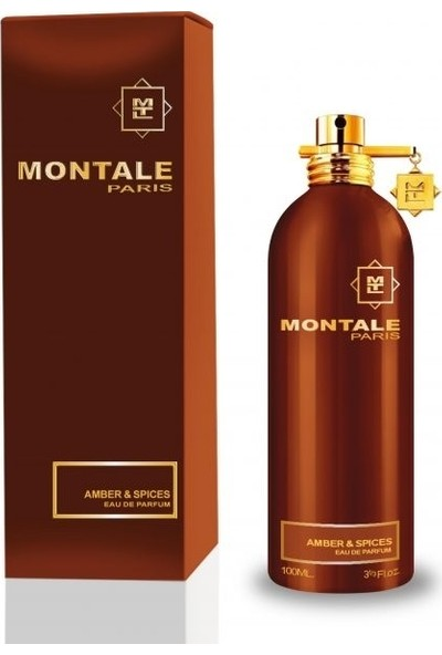 Montale Amber&Spices Edp 100 ml