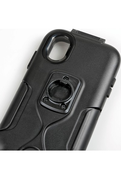 Lampa Opti-Case iPhone X İçin Hard Case Holder 90435