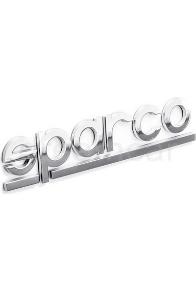 Sparco Spc4207 Krom Amblem Kendinden Yapışkanlı